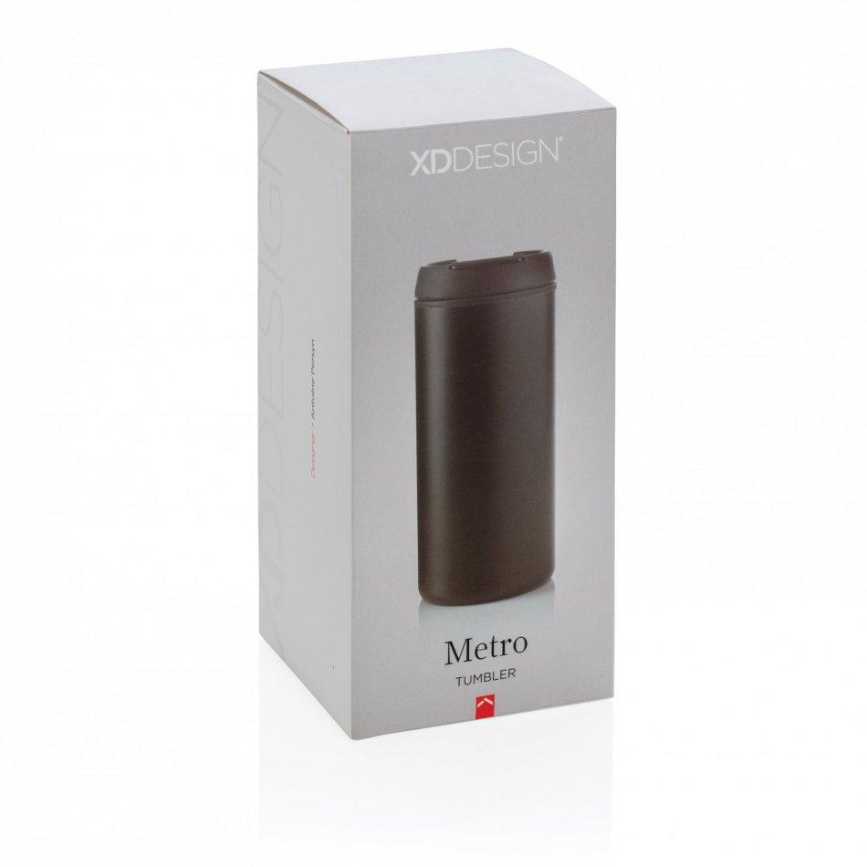 Coffee2Go Company Mug Zwart