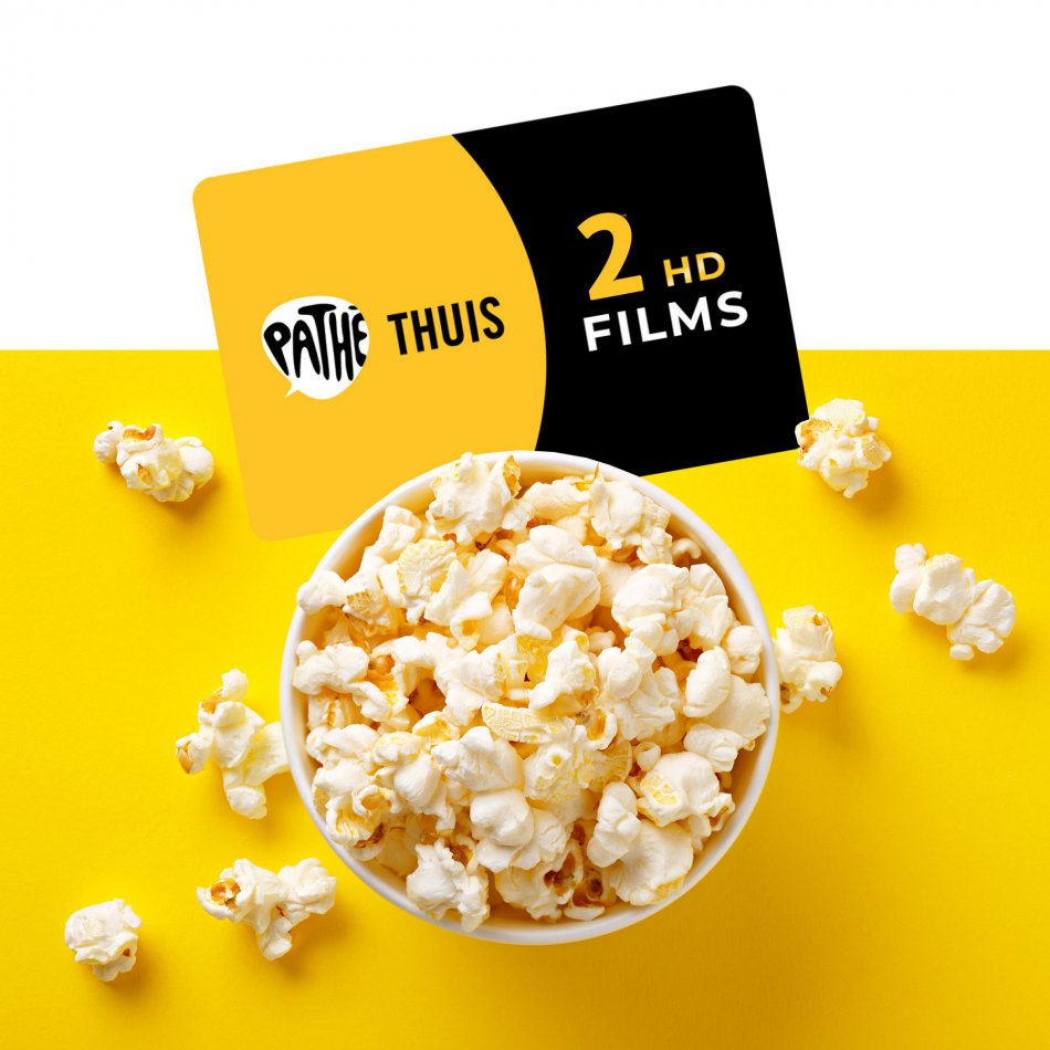 Pathé Thuis 2 films E-voucher