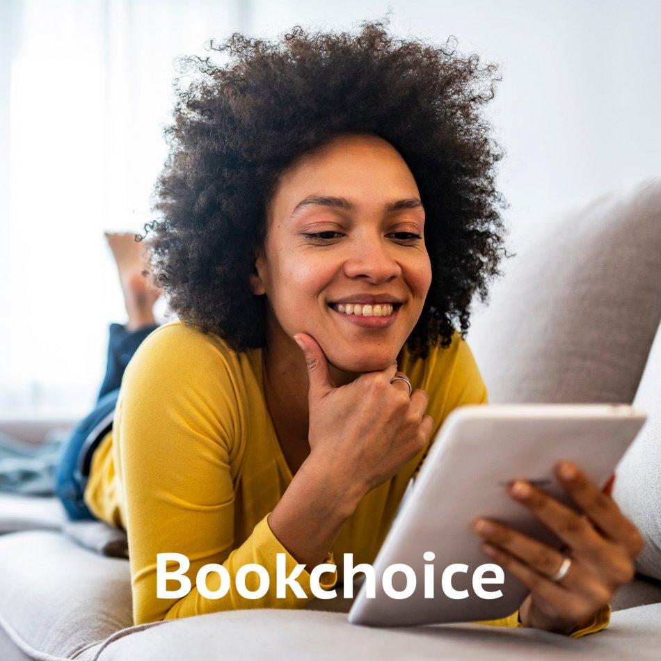 Bookchoice 1 maand